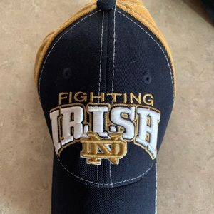 Notre Dame Fighting Irish Hat